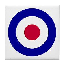 RAF Roundel Tile Coaster