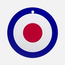 RAF Roundel Ornament (Round)