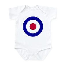 RAF Roundel Infant Bodysuit