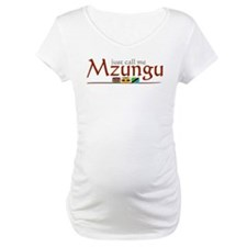 Just Call Me Mzungu - Shirt