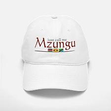 Just Call Me Mzungu - Baseball Baseball Cap