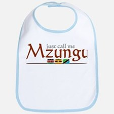 Just Call Me Mzungu - Bib