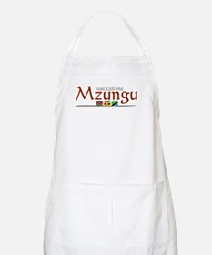 Just Call Me Mzungu - BBQ Apron
