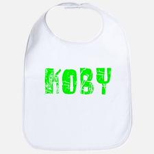 Koby Faded (Green) Bib