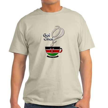 Got Chai? Kenya - Light T-Shirt