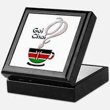 Got Chai? Kenya - Keepsake Box