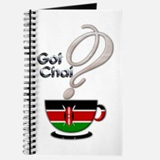 Got Chai? Kenya - Journal