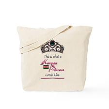 Kenyan Princess - Tote Bag
