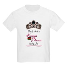 Kenyan Princess - T-Shirt