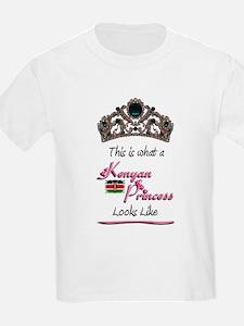 Kenyan Princess - T-Shirt