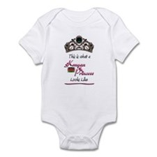 Kenyan Princess - Infant Bodysuit
