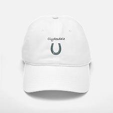 Clydesdale Horses Baseball Baseball Cap