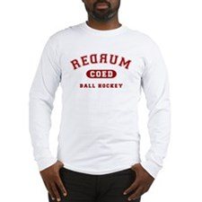 Redrum Varsity Long Sleeve T-Shirt