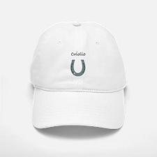 criollo Baseball Baseball Cap