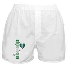 Nigeria (Hearts) - Boxer Shorts