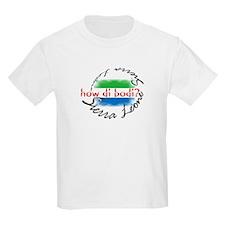 How di bodi? - T-Shirt