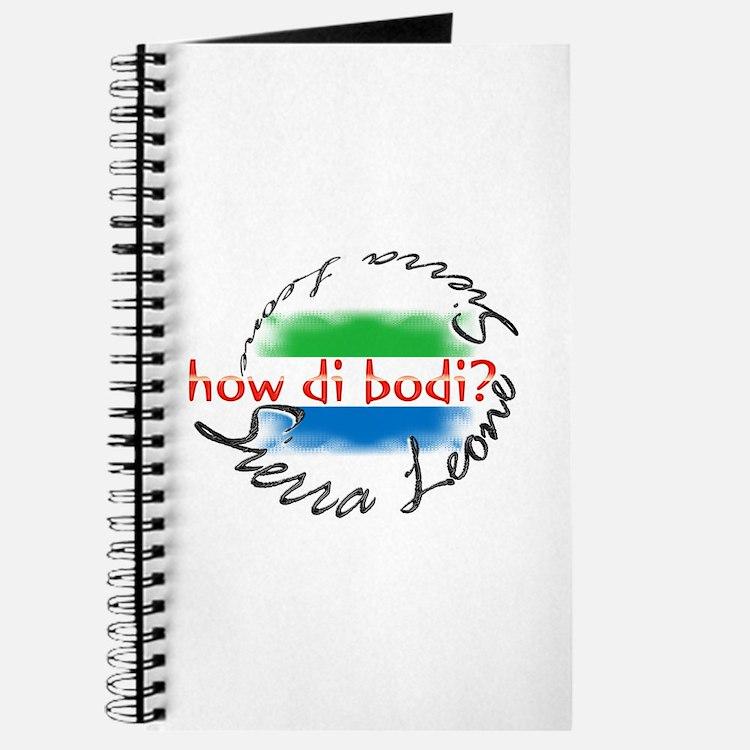 How di bodi? - Journal