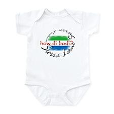 How di bodi? - Infant Bodysuit