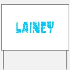 Lainey Faded (Blue) Yard Sign