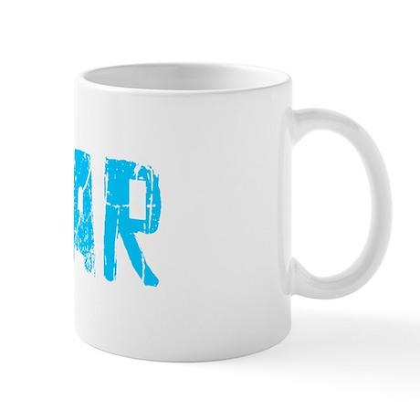 Lamar Faded (Blue) Mug
