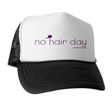 NO HAIR DAY Trucker Hat