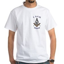 Arizona Square and Compass Shirt