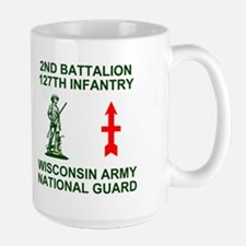 127th Infantry <BR>Major