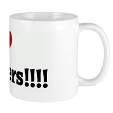 I Love the haters!!!! Mug