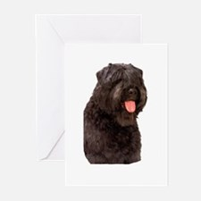 Bouvier Des Flandres Dog Greeting Cards (Pk of 20)