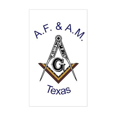 Texas S&C Sticker (Rectangle)