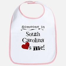 Someone in South Carolina Bib