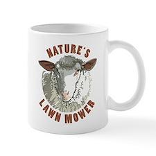 Sheep Lawn Mower Mug