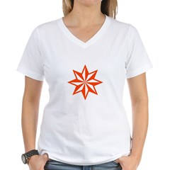Orange Guiding Star Shirt