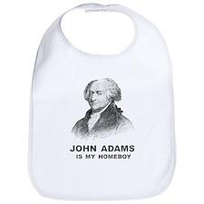 John Adams Is My Homeboy Bib