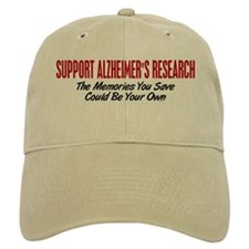 Support Alzheimer's Research 1 Baseball Cap