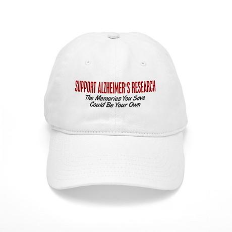 Support Alzheimer's Research 1 Cap