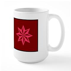 Pink Guiding Star Mug