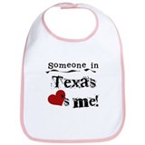 Texas Cotton Bibs