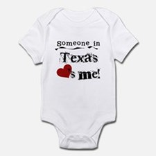 Someone in Texas Infant Bodysuit