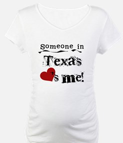 Someone in Texas Shirt
