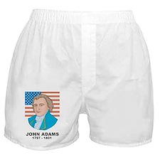 John Adams Boxer Shorts