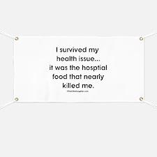 Cute Hospital Banner