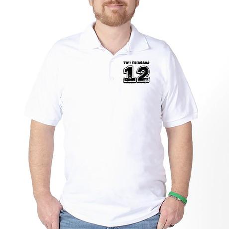 2012 Golf Shirt