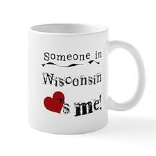 Someone in Wisconsin Mug