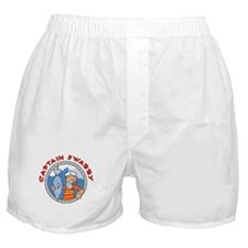 Captain Swabby Boxer Shorts