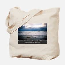 Cute Bible quote Tote Bag