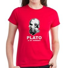 Plato Is My Homeboy Tee