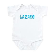 Lazaro Faded (Blue) Infant Bodysuit