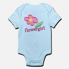 FlowerGirl Infant Creeper