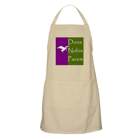 Give Us Peace BBQ Apron